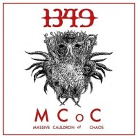 1349 - Massive Cauldron Of Chaos [RED+CLEAR Vinyl] (LP)